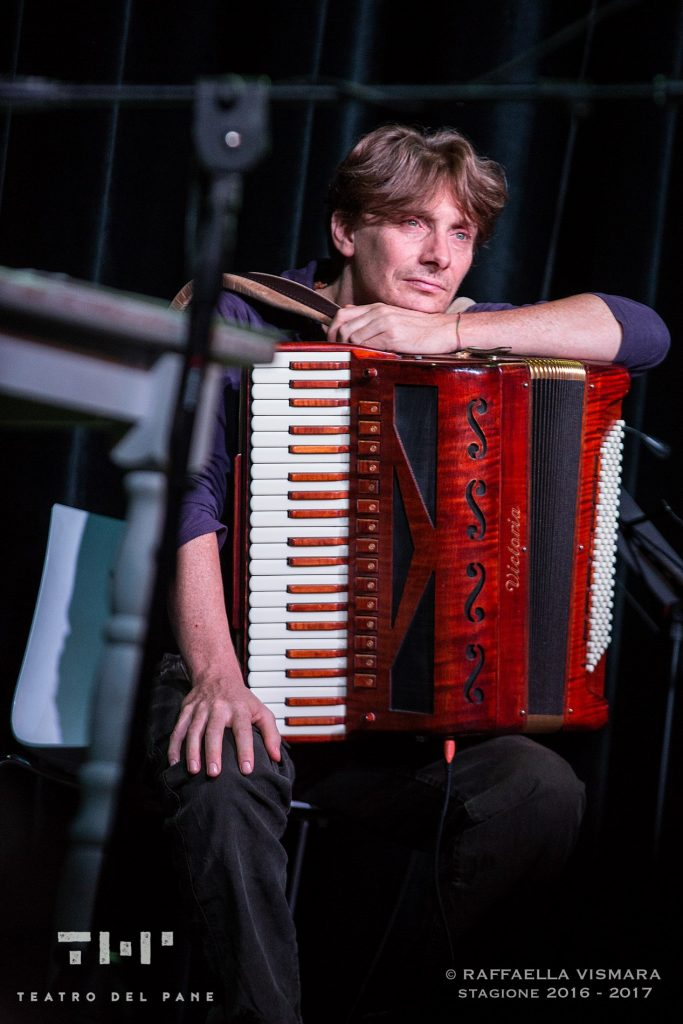Sergio Marchesini - accordionist, pianist, composer